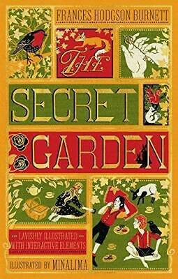 The Secret Garden: Lavishly Illustrated with Interactive Elements (hardcover)