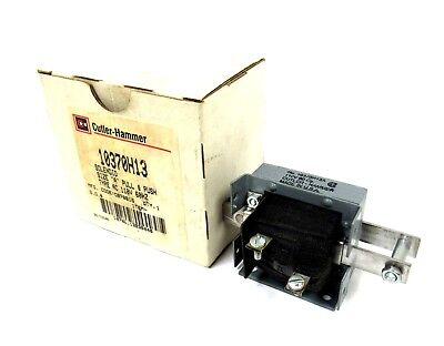 New Cutler Hammer 10370H13 Solenoid Coil Size A 110Vac