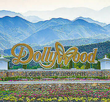 3 TICKETS TO DOLLYWOOD IN PIGEON FORGE, TN  8/28 - 9/25  Bring a friend passes