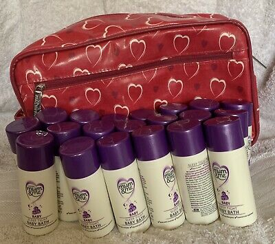 X20 Bottles Of Mum & Me Baby Bath Plus Free Travel Bag