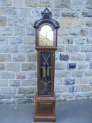 Quality Antique Mahogany Longcase Clock