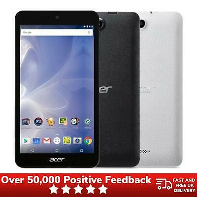 Acer Iconia 7 Inch B1-790 WiFi 16GB Camera Android Tablet - Black / White