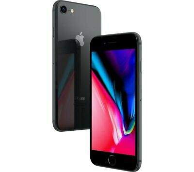 Iphone 8 Ricondizionato 256Gb Grado B Nero Opaco Originale Apple Rigenerato