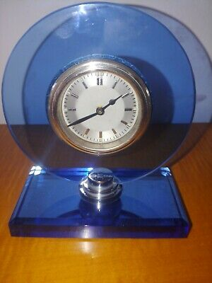 1930 Art Deco Mantle Clock Unsigned