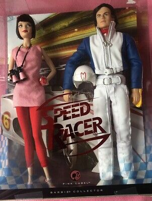 Speed Racer Barbie and Ken Giftset 2008 Doll