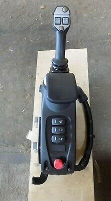 Jcb Prototype Controls / Unused / Comes Complete / Free Uk Delivery