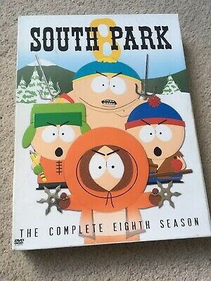 South Park Season 8 DVD R1