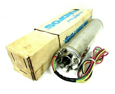 New Grunfos Franklin Electric 2343259404 Submersible Pump 2Hp 460/380V