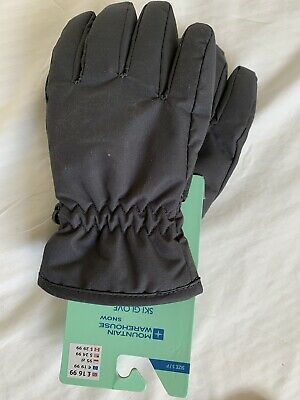 Mountain Warehouse Kids Ski Gloves Unisex Girls Boys Size Small Bnwt New