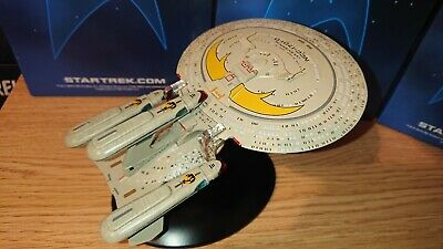 Eaglemoss Star Trek official starship collection special edition ISS Enterprise