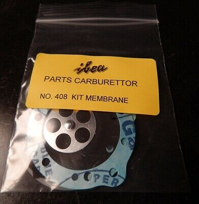 KIT REPARATION MEMBRANES et JOINTS CARBURATEUR IBEA