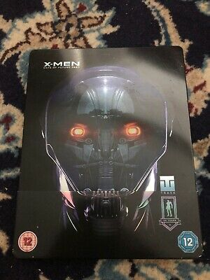 X Men Days of Future Past Blu-ray Steelbook (HMV Exclusive)