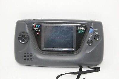 Sega Game Gear Console Handheld Tested! The Majors Pro Baseball Included