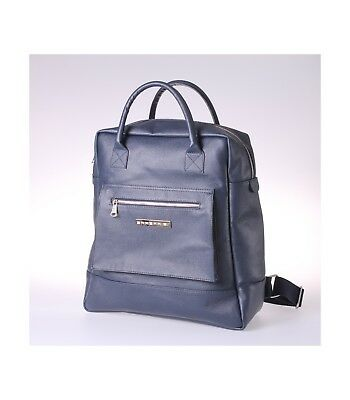 Fedex Is One Backpack Genuine Leather Comfortable and Elegant,Ideal for Go to