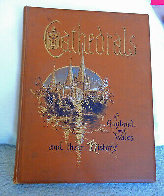 The Cathedrals of England and Wales  by Charles Whibley   Ill. A. Wilde Parsons