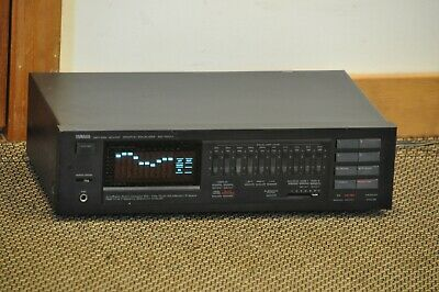 Vintage Yamaha EQ-1100 Graphic Equalizer