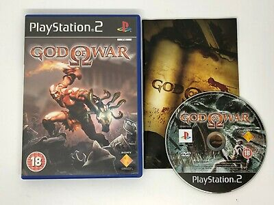 God of War Complete PS2 Sony PlayStation 2 Black Label