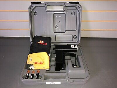Pacific Laser Systems PLS5 5-Point Red Laser Tool Kit - Brand New!!