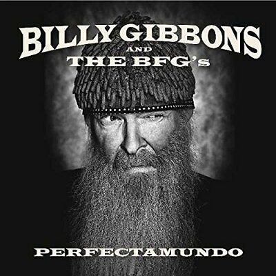 Perfectamundo by Billy Gibbons and the BFG's (CD, 2015, Concord)
