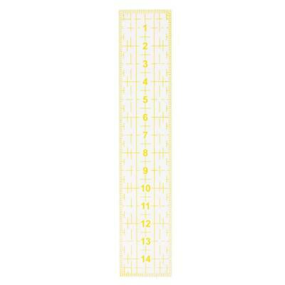 DIY Multi-function Handmade Quilting Sewing Ruler Patchwork Drawing Rulers #gib