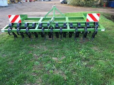 Seedbed Front  Cultivator  Combination Flexicoil With Paddle & Agrilla Tines
