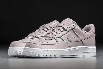 NIKE AIR FORCE 1 Low 'Glitter' AT0073 600 Particle Rose UK 9.5 EU 44.5 29cm New