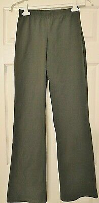 NWT Womens Women with Control Tall Stretch Boot Cut Leggings - Olive - ST