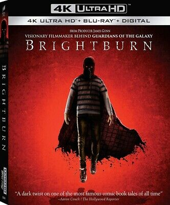 Brightburn - 4K UHD/Blu-ray/Digital Elizabeth Banks PRE ORDER for 8/20/19!