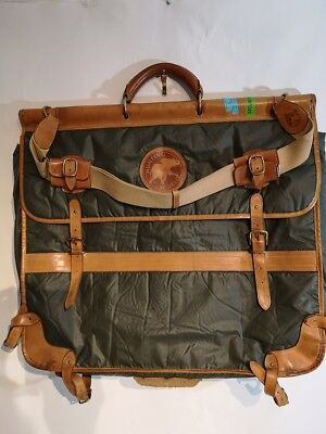 Vintage Hunting World Suit Carrier