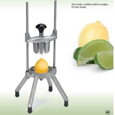 Nemco 55550-8C Fruit Wedger, Easy Apple Corer, 8 Section, Cores and Wedges at On