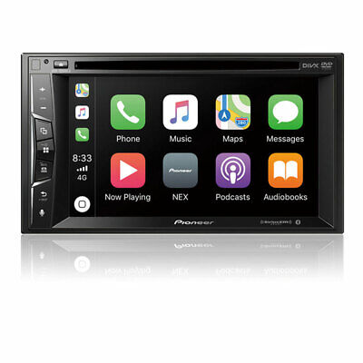 "Pioneer® Avh-1500Nex Double Din 6.2"" Touchscreen Apple Carplay In-Dash Receiver"