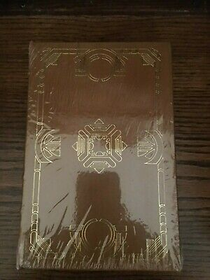 Solis A A Attanasio Sealed Signed First Edition The Easton Press Leather