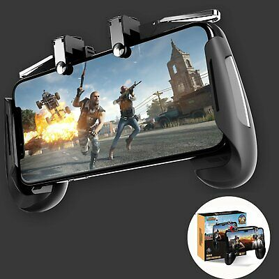 Gaming Trigger Phone Game PUBG Mobile Controller W11+ Gamepad for Android iPhone