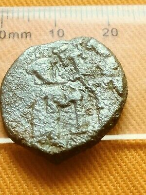 Type : Follis Date: 945-950 Mint name / Town : Constantinople Metal : Silver