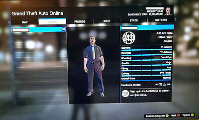 GTA 5 MONEY / rank (recovery) - Modded Account - £5 00 | PicClick UK
