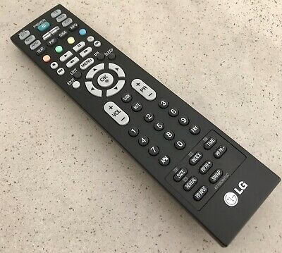 Genuine Lg Tv Remote Control ~  6710900010C  ~ Excellent ~ Free Express Post