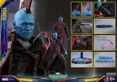 Hot Toys Yondu Guardians of the Galaxy 2  MMS435 1/6 scale Action Figure