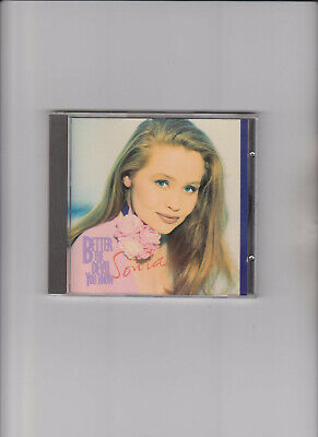 RARE CD-album Sonia Better the devil you know Eurovision Stock Aitken Waterman