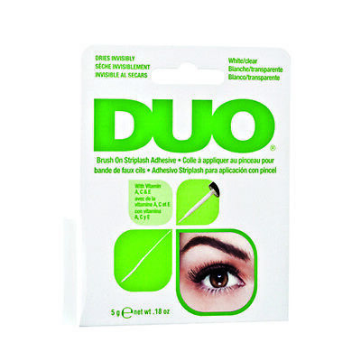 DUO - Individual Clear Lash Adhesive Pennellino