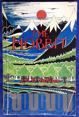 THE HOBBIT 3RD EDITION 2nd IMPRESSION 1976 BY J.R.R. TOLKIEN