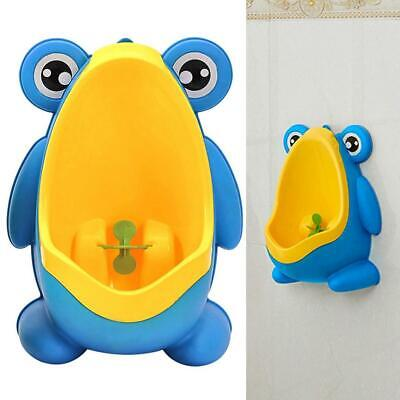 POTTY TRAINING URINAL Standing Baby Boys Toilet Toddler Target Frog Pee Trainer#