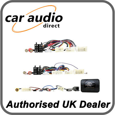 Connects2 CTSTY009.2 Stalk Adapter for Toyota Avensis Corolla RAV4 1998>
