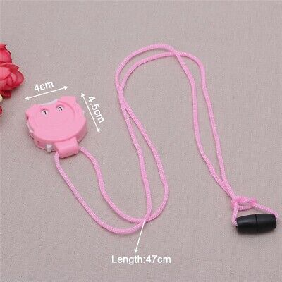 Knitting Row Counter Mini Pink Crochet Stitch Needle Pendant Style Weave Crafts
