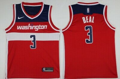 premium selection b5c50 f90c0 WASHINGTON WIZARDS JOHN Wall Bradley Beal All Star Team ...