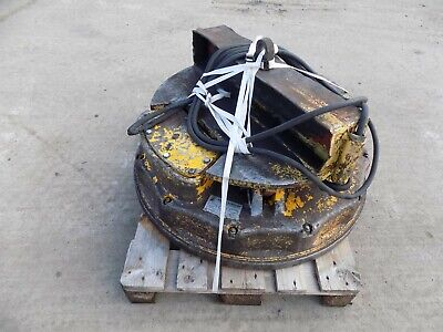 Rotary Burnand Electro Magnet / Scrap Magnet Swl 8 Ton / Type Int / 220 Dc