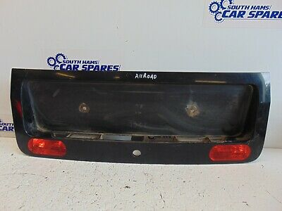 Audi A6 Allroad 99-05 Rear tailgate boot number plate recess fog 4B9945695N