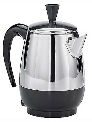 Applica/Spectrum Brands FCP240 2 - 4-Cup Stainless Steel Percolator