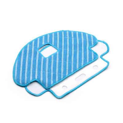 ECOVACS Robotics Replacement Microfiber Mopping Pads For DEEBOT OZMO 610 Robotic
