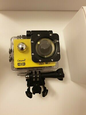 Action Camera 4K 16MP WIFI with Waterproof Case Elephone