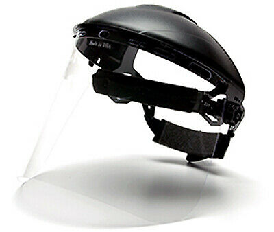 S1020-TV Face Shield Visor Replacement, Clear - Quantity 1